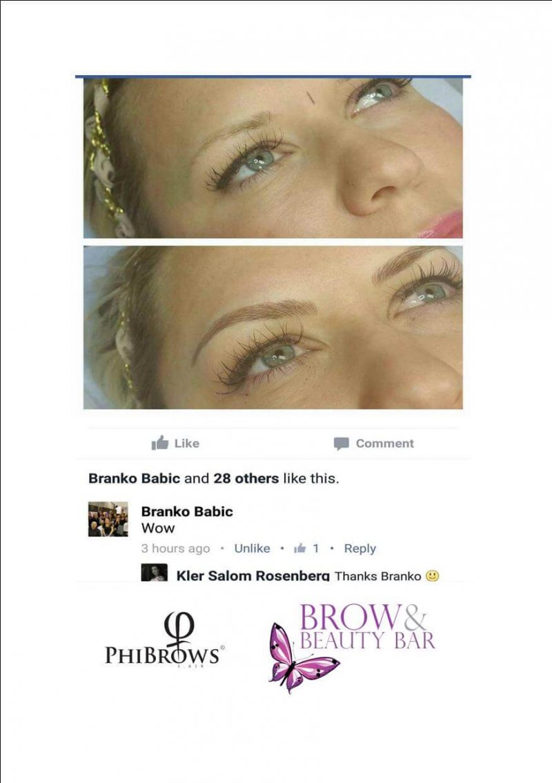 Great Brows Get You Noticed! - Brow And Beauty Bar
